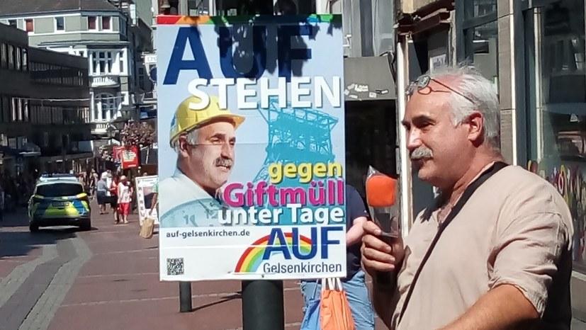 """Stärkt die überparteiliche Selbstorganisation und die Bewegung """"Gib Antikommunismus keine Chance!"""""""