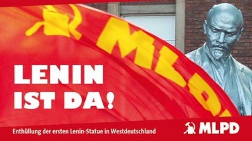 """""""Über Lenin weiß ich noch nicht so viel – gib mal her ..."""""""