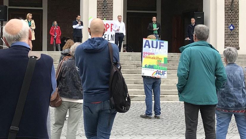 """""""Wir brauchen eine kämpferische FFF-Aktion"""""""