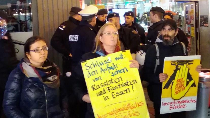 """Kein """"Einzelfall"""" - Ergebnis der Faschisierung des Staatsapparats!"""