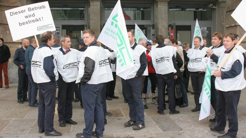 Arbeiter- und Gewerkschaftsbewegung in wichtiger Richtungsentscheidung!