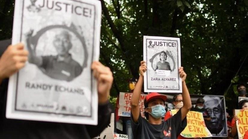Duterte-Regime verschleiert Schuld an Ermordung