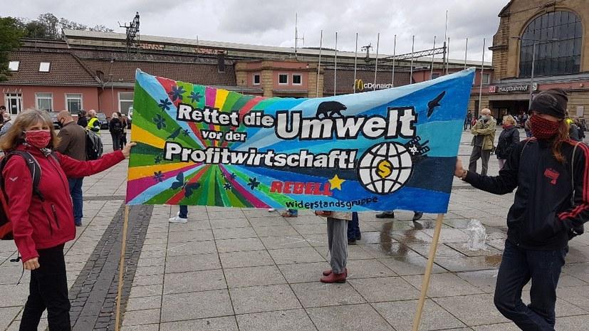 Kämpferischer FFF-Protest gewinnt neuen Aufschwung
