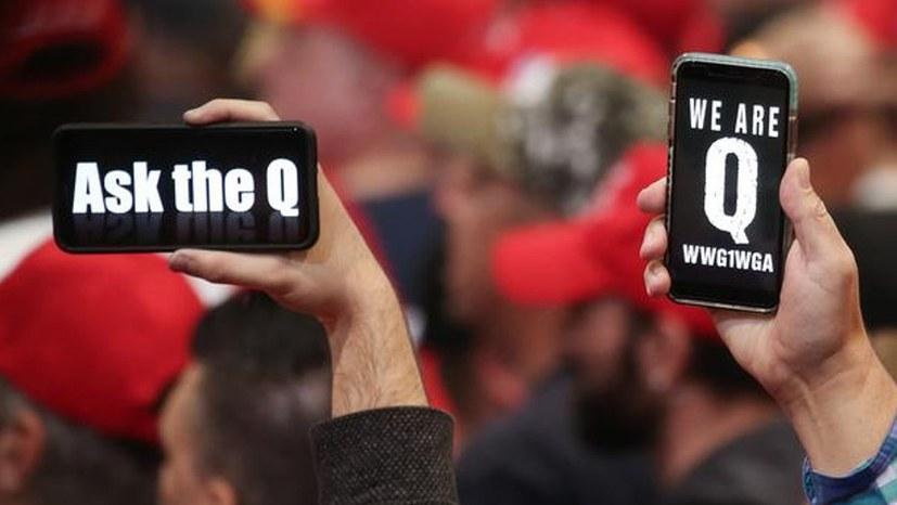 """Verschwörungsmythos """"QAnon"""" und die Krise der bürgerlichen Ideologie"""