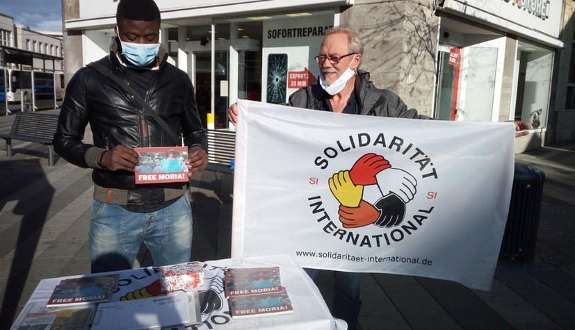 """""""Free Moria!"""" - Die Erfolgsgeschichte eines Solidaritätspakts"""