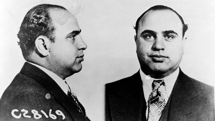 Geldwäsche und Al Capone