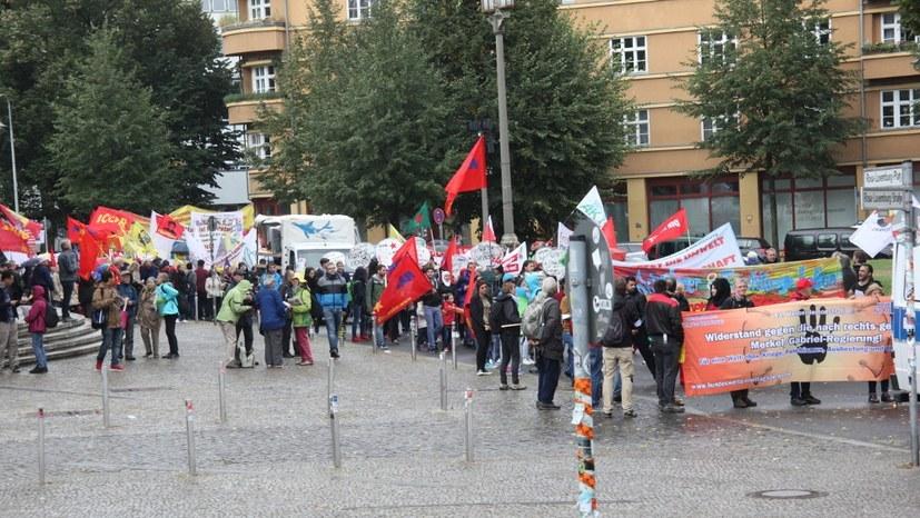 Herbstdemonstration: Am 10. Oktober auf nach Berlin, Stuttgart und Düsseldorf