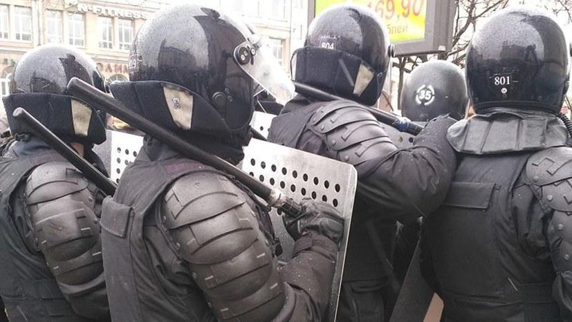 4. Oktober: Erneut Hunderttausend auf den Straßen von Minsk