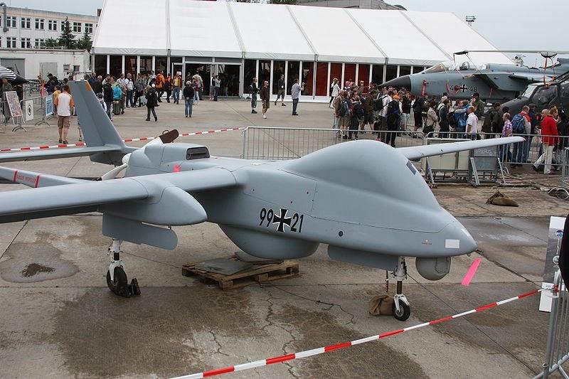 Drohnen-Bewaffnung soll durchgesetzt werden