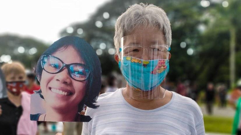 Überlebende des Kriegsrechts unter der Marcos-Diktatur kämpfen jetzt gegen die Tyrannei Dutertes