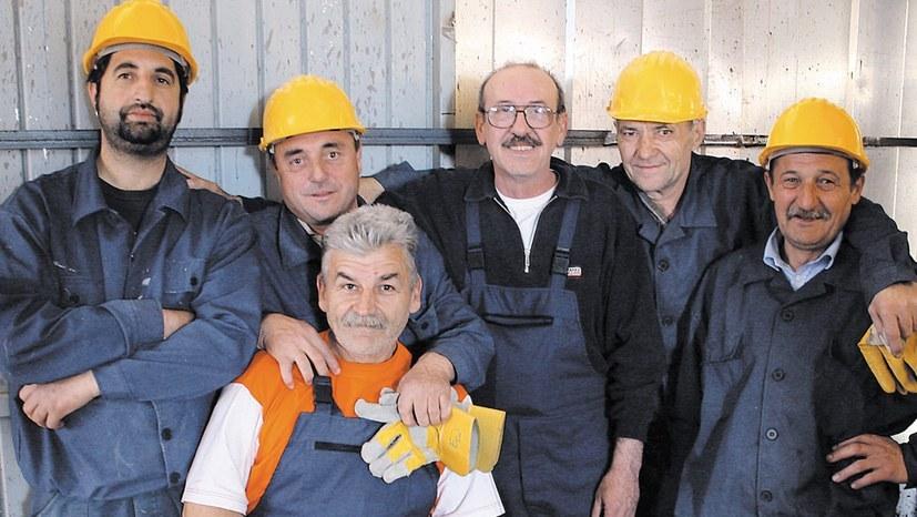 Arbeitersolidarität wächst