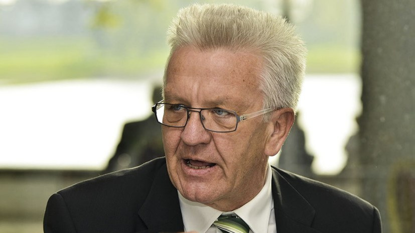 Kretschmann und Klimaschutz?