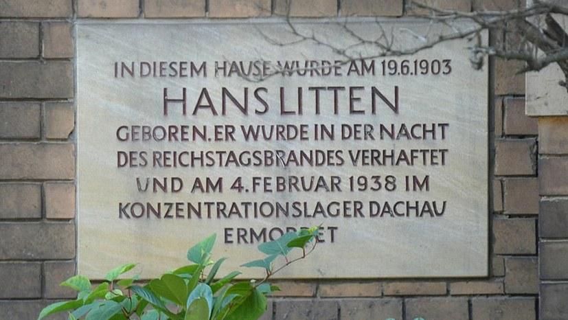 """Verfassungsschutz stuft Hans-Litten-Archiv als """"extremistisch"""" ein"""