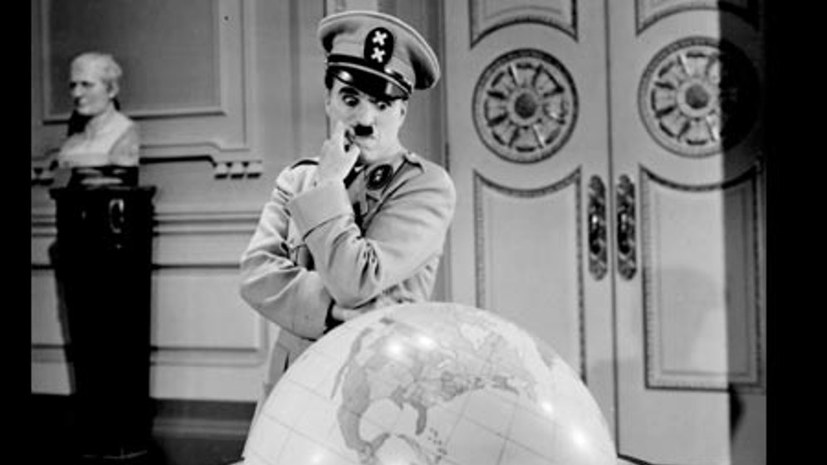 Chaplin bat um Schutz durch militante Gewerkschafter