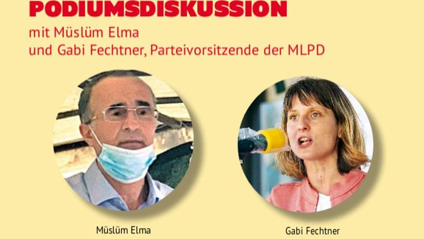 Müslüm Elma: Unbeugsamer Kämpfer kommt in die Horster Mitte - Flyer ist online