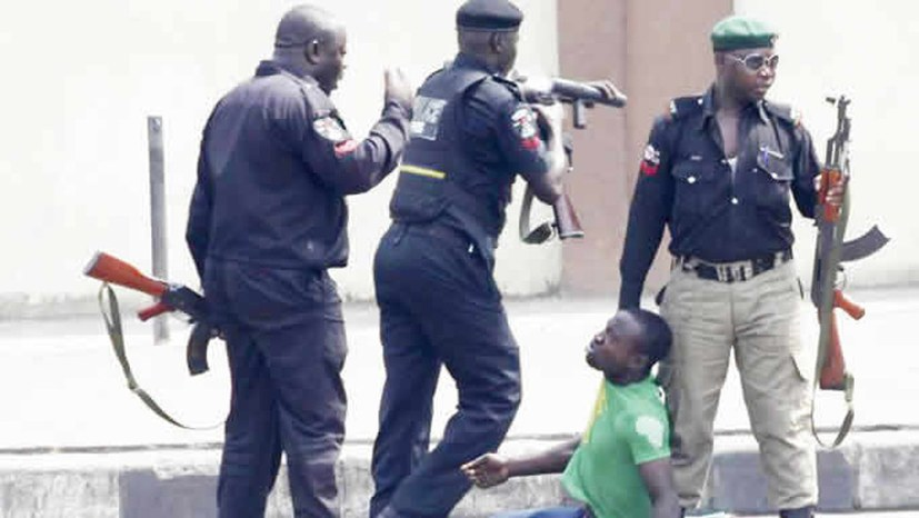 Solidarität mit der Bewegung gegen Polizeigewalt in Nigeria