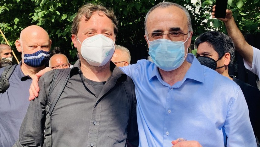 Müslüm Elma – Angeklagter und Kämpfer kommt in die Horster Mitte