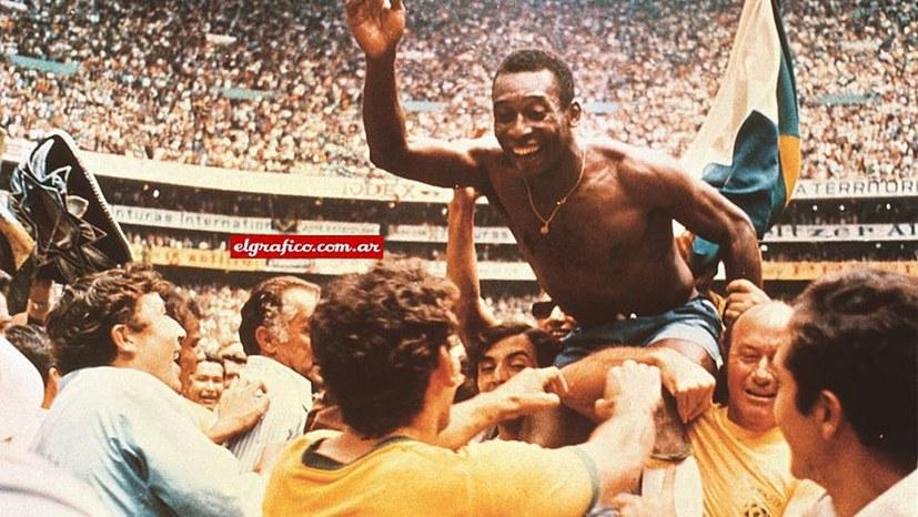 Pelé ist am 23. Oktober 80 Jahre alt geworden