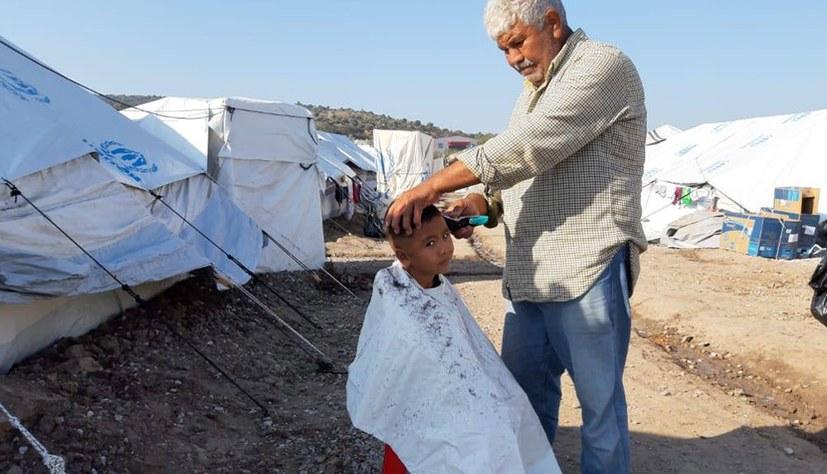 Zur Situation der Flüchtlinge