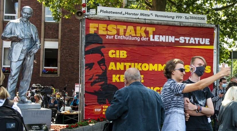 Begegnung am Lenin