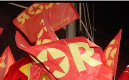 Geburtstagsständchen für die revolutionäre Weltorganisation ICOR