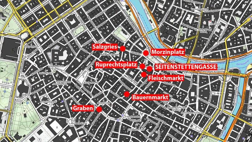 Faschistischer Anschlag in Wien