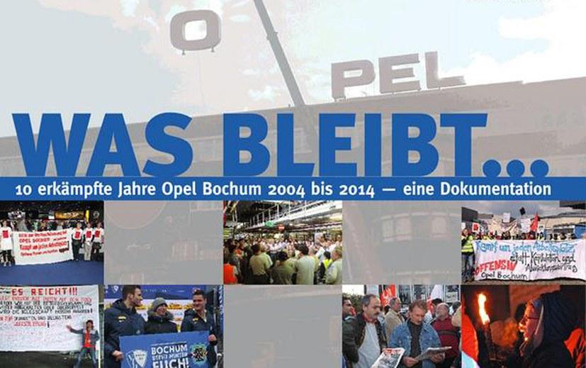 Die Fackel der Opelaner weitergeben und weitertragen!