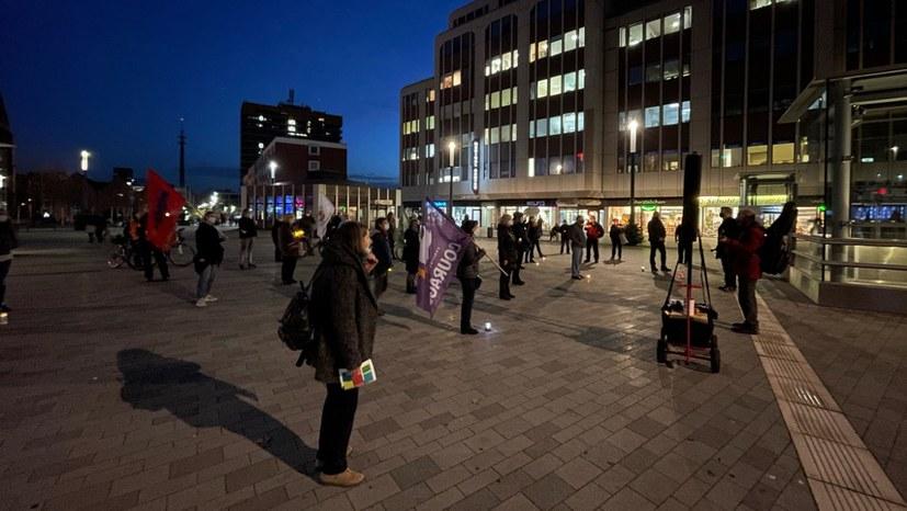 Nach Leipzig: Reaktionäre Einschränkung des Versammlungsrechts in Sachsen