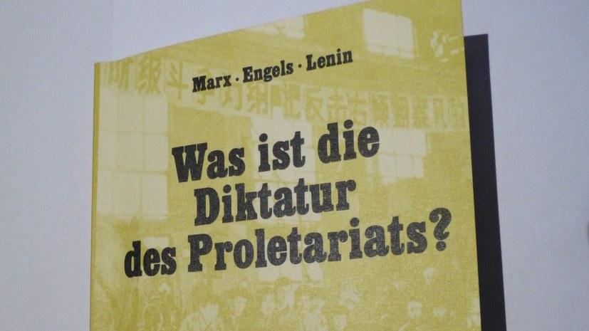 """Lenin: """"Staat und Revolution"""" mit der Studiengruppe Altona"""