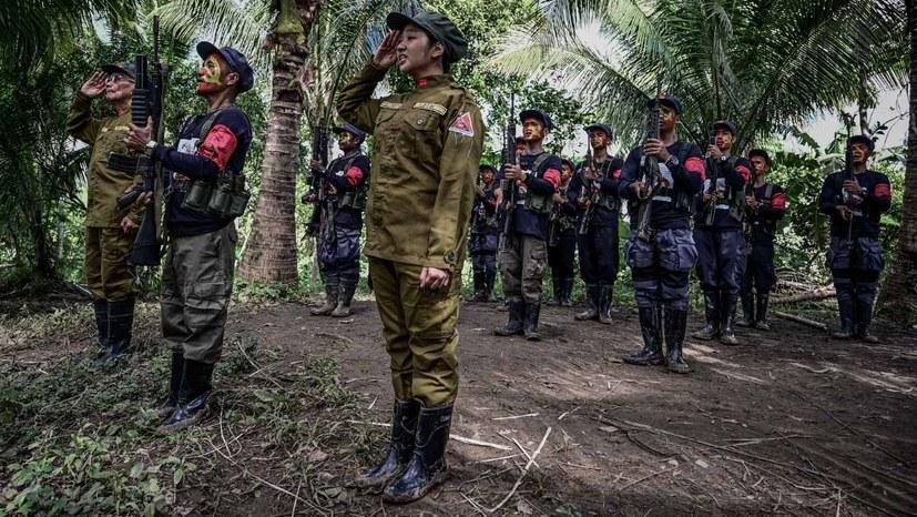 New Peoples Army: 50 Jahre bewaffneter Befreiungskampf