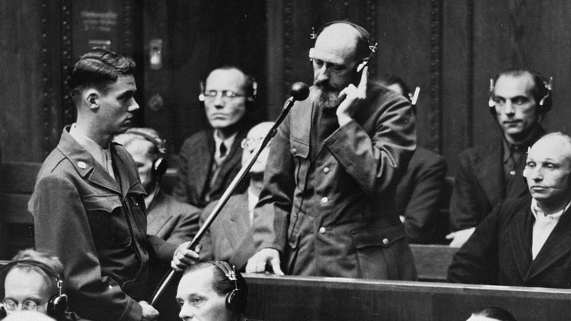 Zum 75. Jahrestag der Nürnberger Kriegsverbrecherprozesse