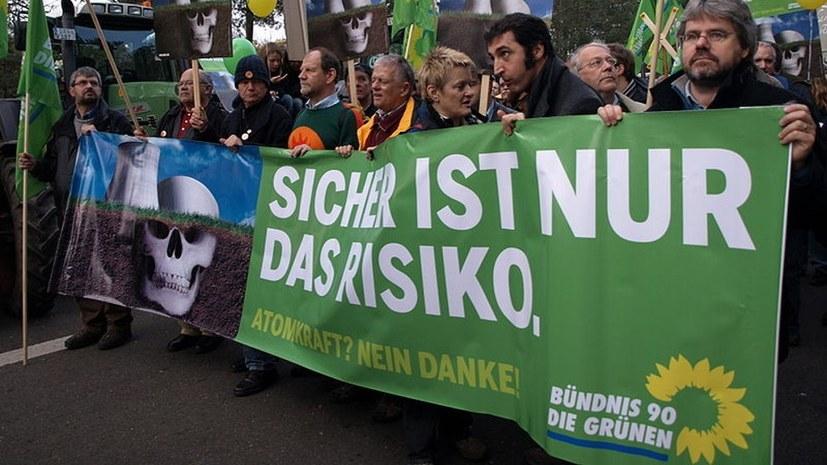Grüner Parteitag beschließt staatstragendes Grundsatzprogramm