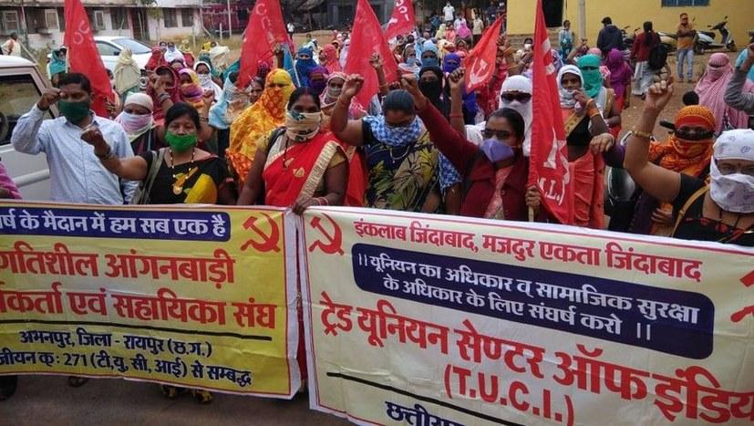 250 Millionen Arbeiter und Millionen Bauern gegen das faschistoide Modi-Regime