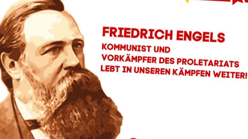 Neuerscheinung! Friedrich Engels - der meist unterschätzte Klassiker
