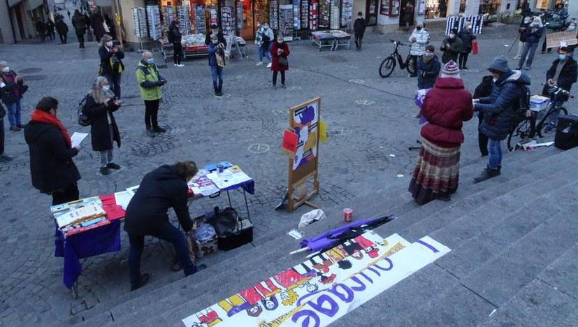 Tübingen: Am 25. November natürlich auf der Straße!