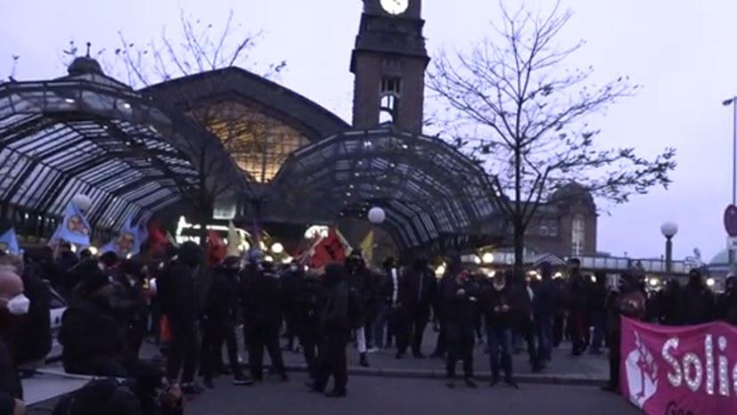 Breite Solidarität mit den Angeklagten – G20 in Hamburg ist nicht vergessen!