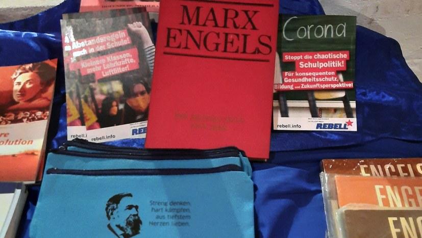 Friedrich Engels, ein leidenschaftlicher Kämpfer für die Befreiung der Menschheit