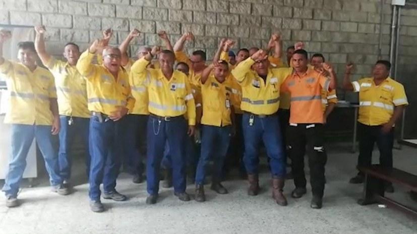Nach Teilerfolg - Streik bei El Cerrejón nach 91 Tagen beendet