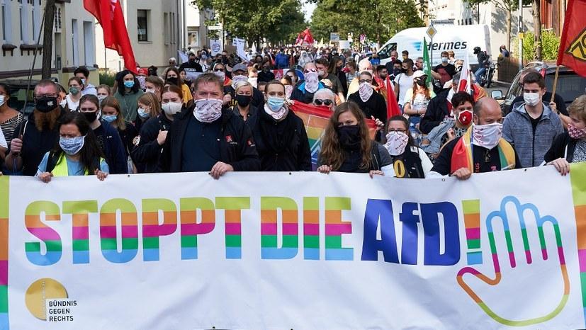 Parteitag zeigt die Krise der AfD