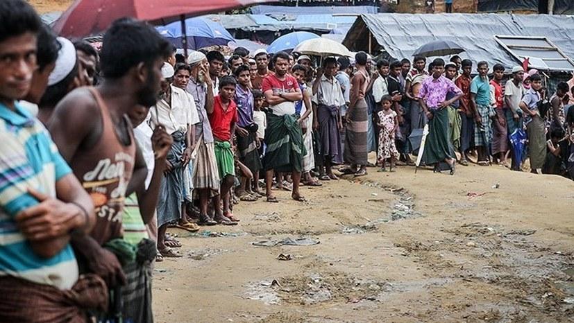 Bhasan Char: Schwimmendes Gefängnis für Rohingyas aus den Flüchtlingslagern
