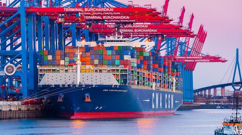 Hamburger Hafenarbeiter nehmen den Kampf auf