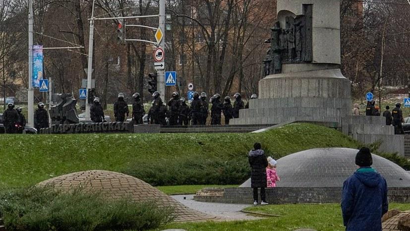 Mutiger Widerstand von Tausenden auch am 19. Demonstrationssonntag