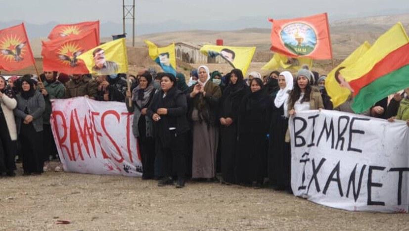 """""""Herr Barzani, Sie provozieren einen innerkurdischen Bürgerkrieg"""""""
