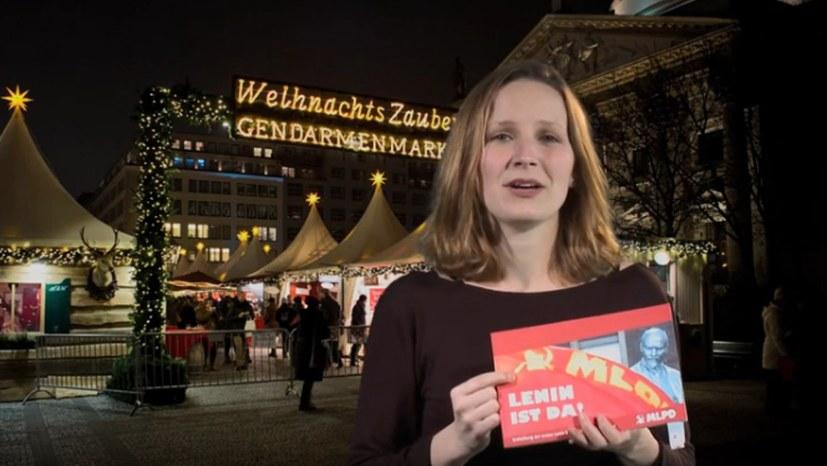 """Nicht nur im Ruhrgebiet heißt es: """"Lenin ist da!"""""""