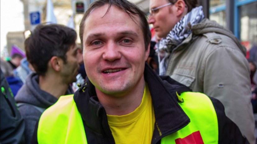 Trauer um den Gewerkschaftsaktivisten und Internationalisten Christian Krähling von Amazon in Bad Hersfeld