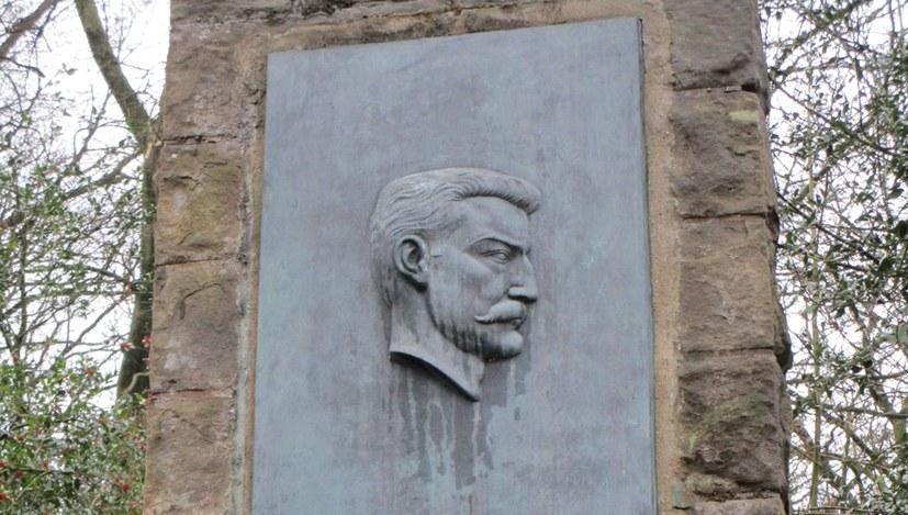 Dem Sänger der Freiheit Gustav-Adolph Uthmann