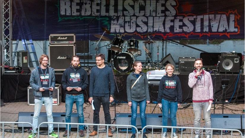Gelsenkirchen freut sich auf das Rebellische Musikfestival 2021!
