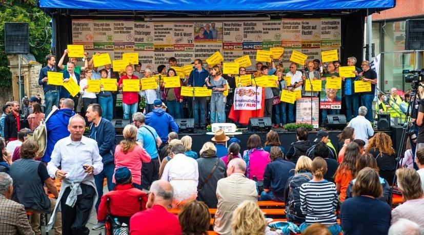 Verschiebung der Landtagswahl Corona-bedingt richtig