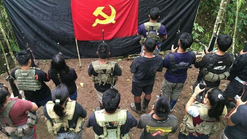 Antikommunistische Unterdrückungswelle in den Philippinen