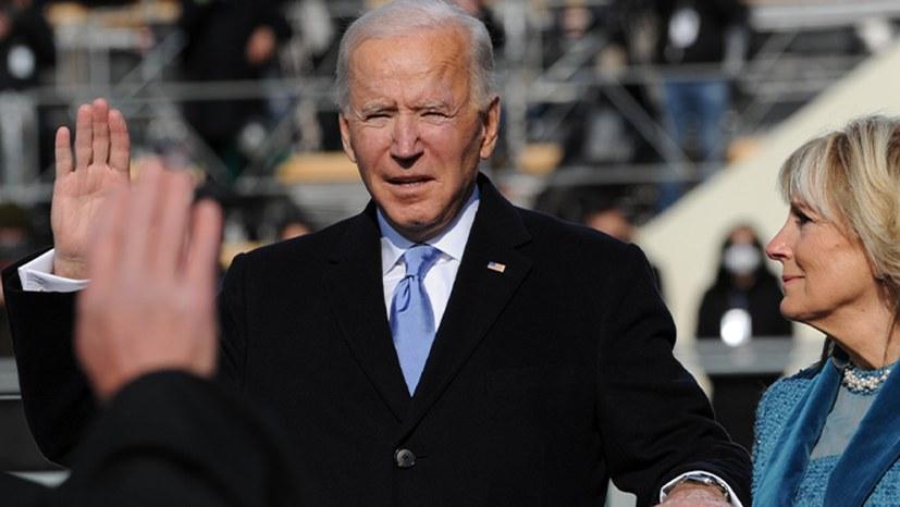 Wie Joe Biden den US-Imperialismus heilen will ...